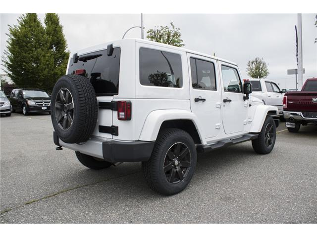 2015 Jeep Wrangler Unlimited Sahara (Stk: J863955A) in Abbotsford - Image 7 of 22