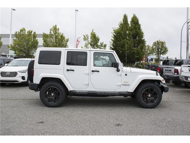 2015 Jeep Wrangler Unlimited Sahara (Stk: J863955A) in Abbotsford - Image 8 of 22