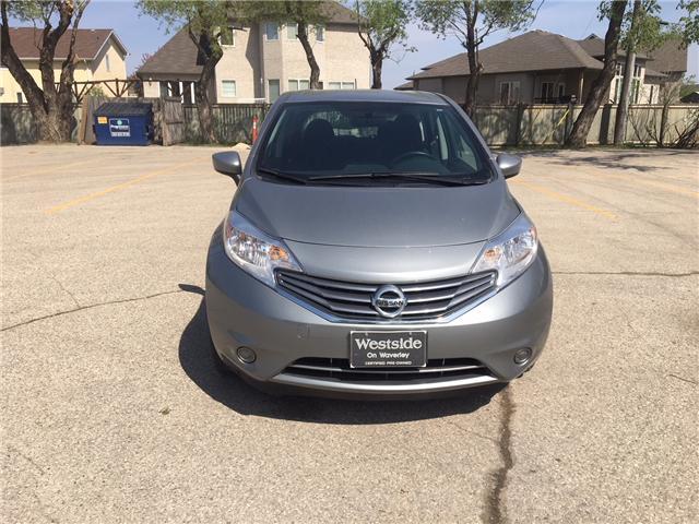 2015 Nissan Versa Note 1.6 SV (Stk: 9655.0) in Winnipeg - Image 2 of 23