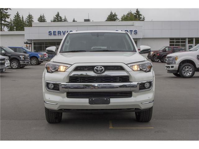 2017 Toyota 4Runner SR5 (Stk: 8F10370A) in Surrey - Image 2 of 26