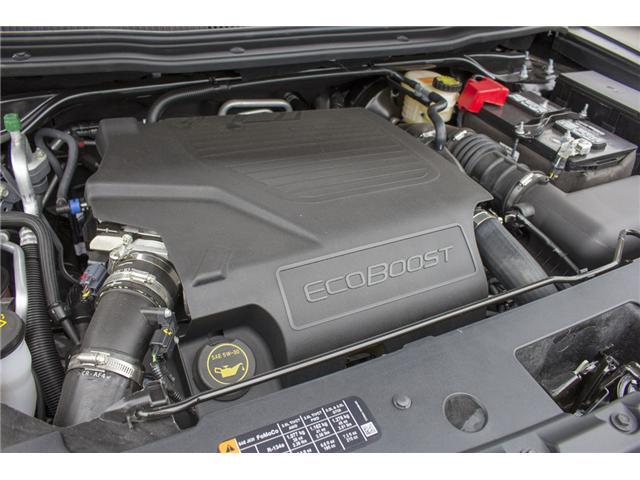 2018 Ford Explorer Sport (Stk: 8EX6369) in Surrey - Image 9 of 28