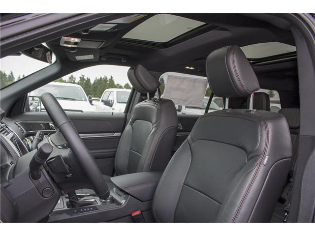 2018 Ford Explorer Sport (Stk: 8EX6369) in Surrey - Image 11 of 28