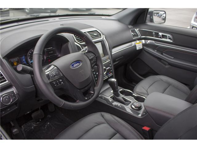 2018 Ford Explorer Sport (Stk: 8EX6369) in Surrey - Image 12 of 28