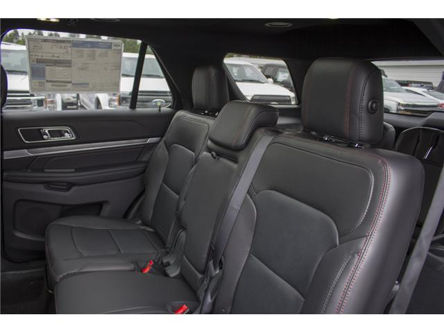 2018 Ford Explorer Sport (Stk: 8EX6369) in Surrey - Image 13 of 28