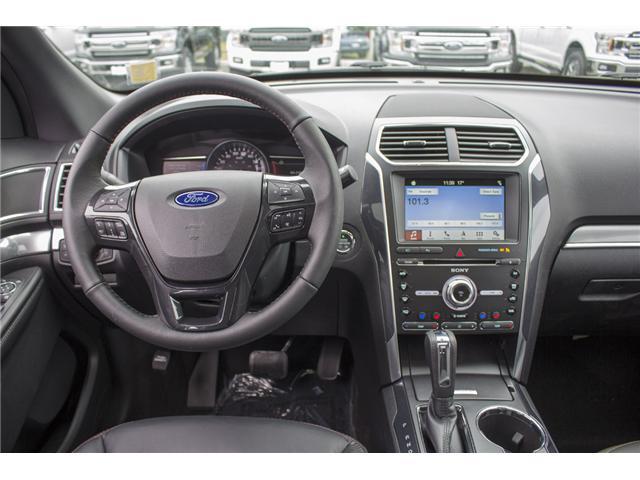 2018 Ford Explorer Sport (Stk: 8EX6369) in Surrey - Image 14 of 28