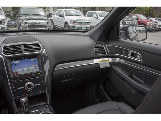 2018 Ford Explorer Sport (Stk: 8EX6369) in Surrey - Image 15 of 28