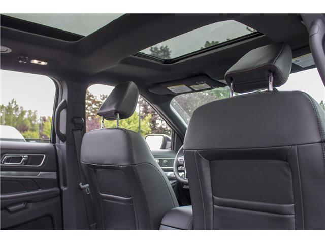 2018 Ford Explorer Sport (Stk: 8EX6369) in Surrey - Image 16 of 28
