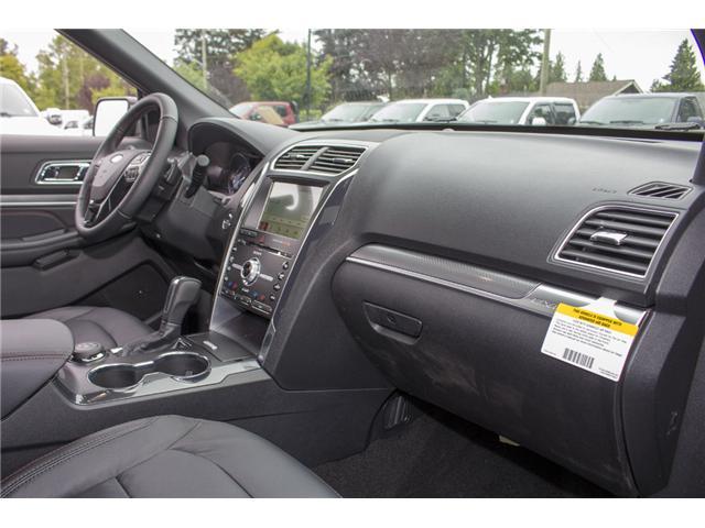 2018 Ford Explorer Sport (Stk: 8EX6369) in Surrey - Image 17 of 28