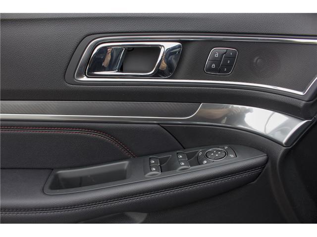 2018 Ford Explorer Sport (Stk: 8EX6369) in Surrey - Image 19 of 28