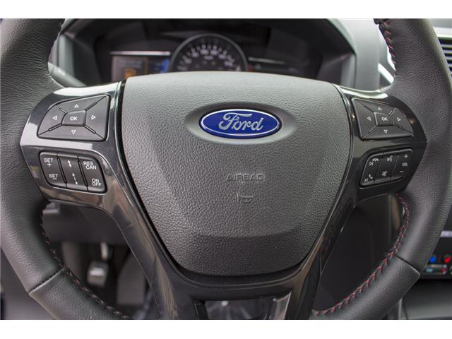 2018 Ford Explorer Sport (Stk: 8EX6369) in Surrey - Image 20 of 28