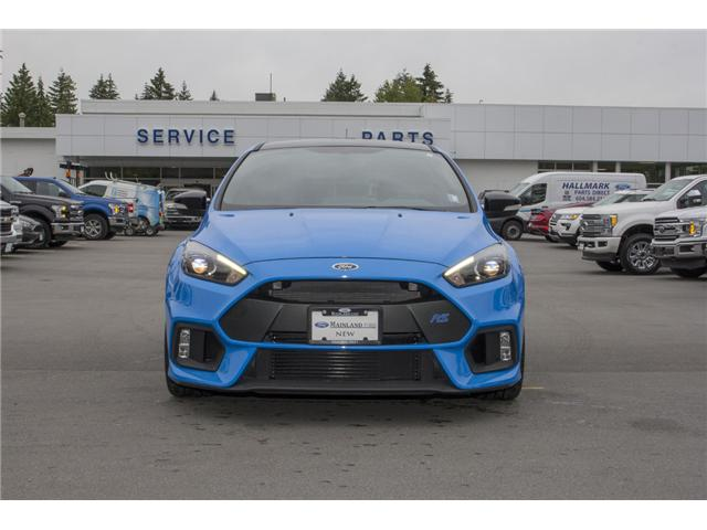 2018 Ford Focus RS Base (Stk: 8FO6949) in Surrey - Image 2 of 28