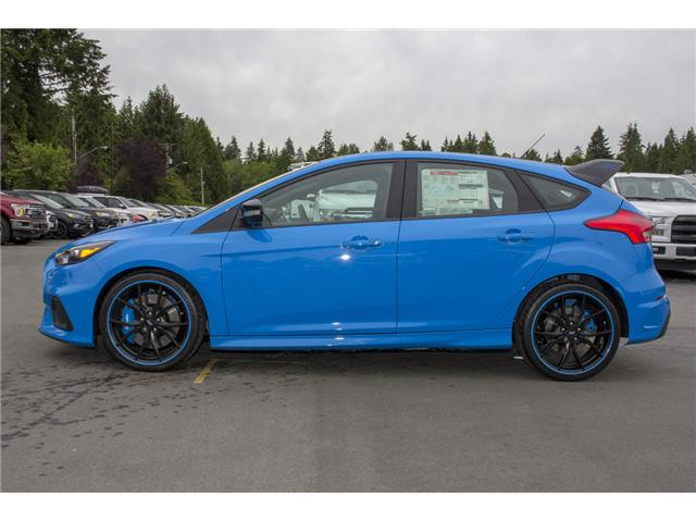 2018 Ford Focus RS Base (Stk: 8FO6949) in Surrey - Image 5 of 28