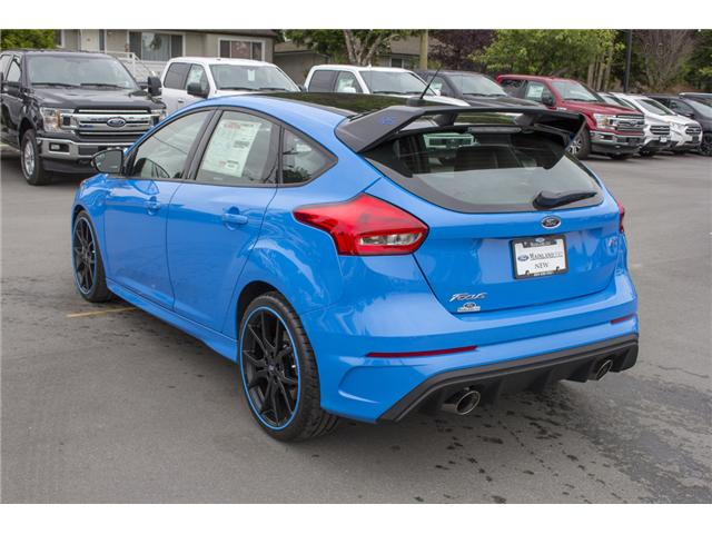2018 Ford Focus RS Base (Stk: 8FO6949) in Surrey - Image 6 of 28