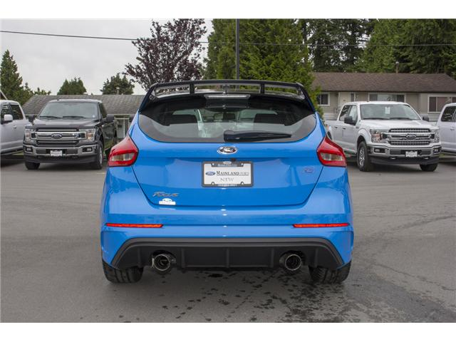 2018 Ford Focus RS Base (Stk: 8FO6949) in Surrey - Image 7 of 28
