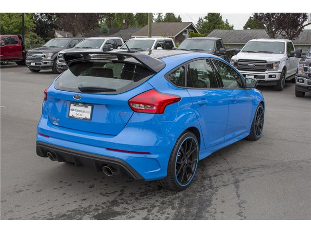 2018 Ford Focus RS Base (Stk: 8FO6949) in Surrey - Image 8 of 28
