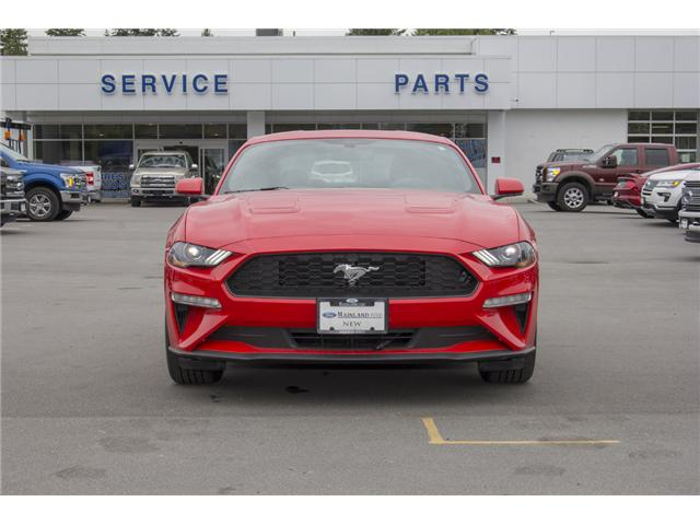 2018 Ford Mustang  (Stk: 8MU0619) in Surrey - Image 2 of 24