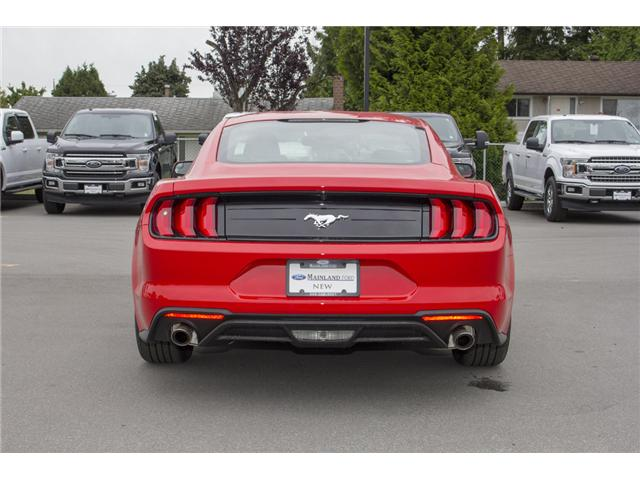 2018 Ford Mustang  (Stk: 8MU0619) in Surrey - Image 6 of 24