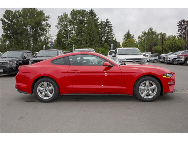 2018 Ford Mustang  (Stk: 8MU0619) in Surrey - Image 8 of 24
