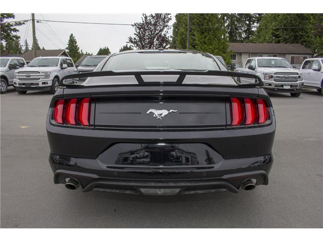 2018 Ford Mustang  (Stk: 8MU7845) in Surrey - Image 6 of 24