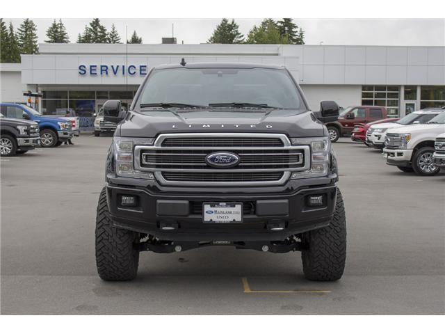 2018 Ford F-150 Limited (Stk: P2496) in Surrey - Image 2 of 30