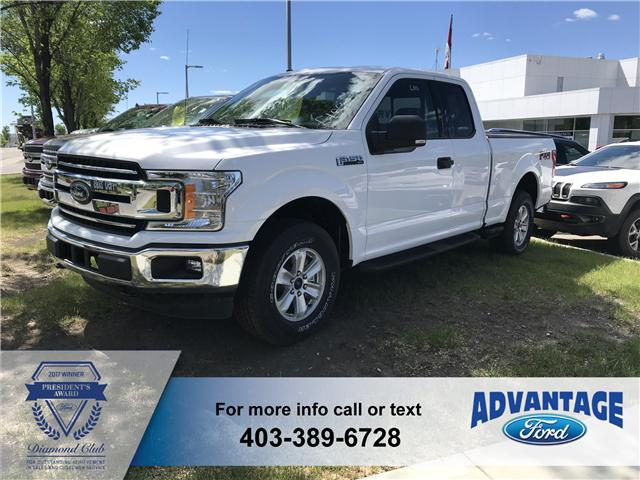 2018 Ford F-150 XLT (Stk: J-050) in Calgary - Image 1 of 5
