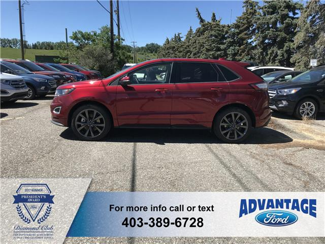 2018 Ford Edge Sport (Stk: J-317) in Calgary - Image 2 of 6
