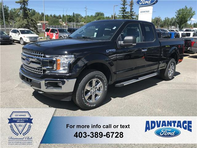 2018 Ford F-150 XLT (Stk: J-436) in Calgary - Image 1 of 5