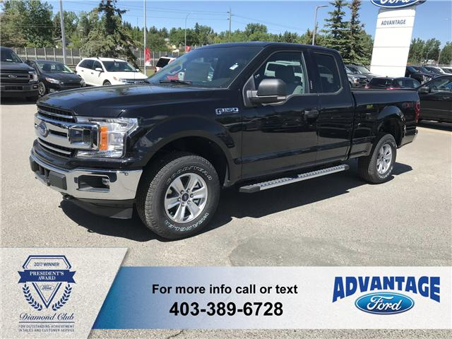 2018 Ford F-150 XLT (Stk: J-439) in Calgary - Image 1 of 5