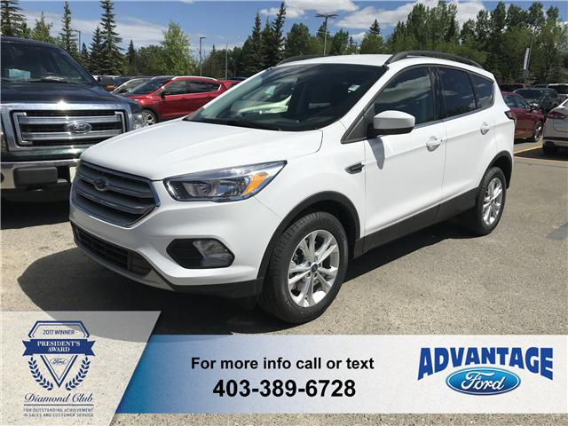 2018 Ford Escape SE (Stk: J-699) in Calgary - Image 1 of 5