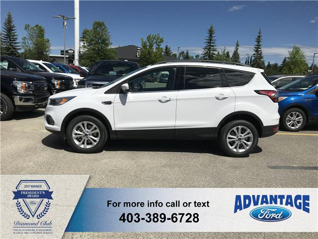 2018 Ford Escape SE (Stk: J-699) in Calgary - Image 2 of 5