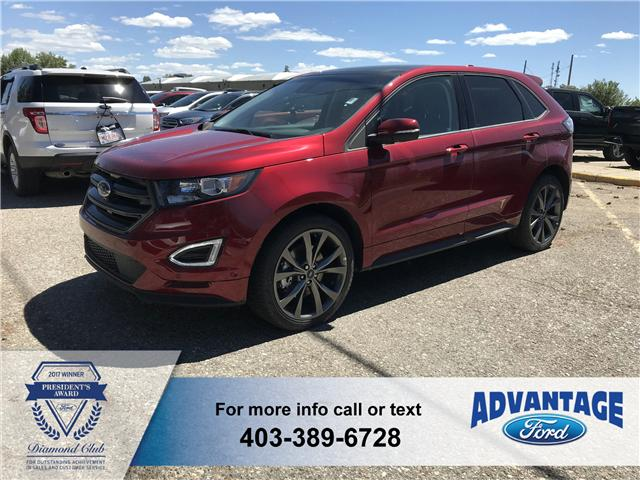 2018 Ford Edge Sport (Stk: J-727) in Calgary - Image 1 of 5