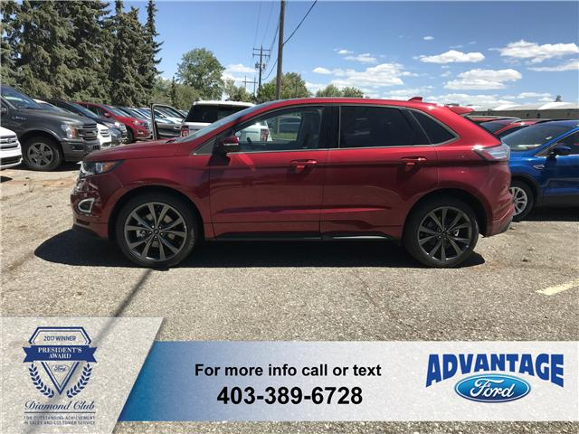 2018 Ford Edge Sport (Stk: J-727) in Calgary - Image 2 of 5