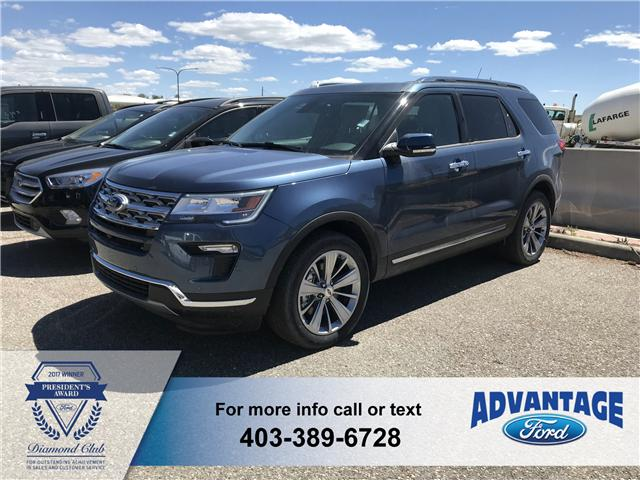 2018 Ford Explorer Limited (Stk: J-771) in Calgary - Image 1 of 6