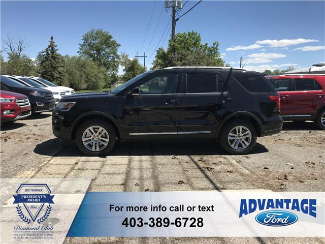 2018 Ford Explorer XLT (Stk: J-846) in Calgary - Image 2 of 5