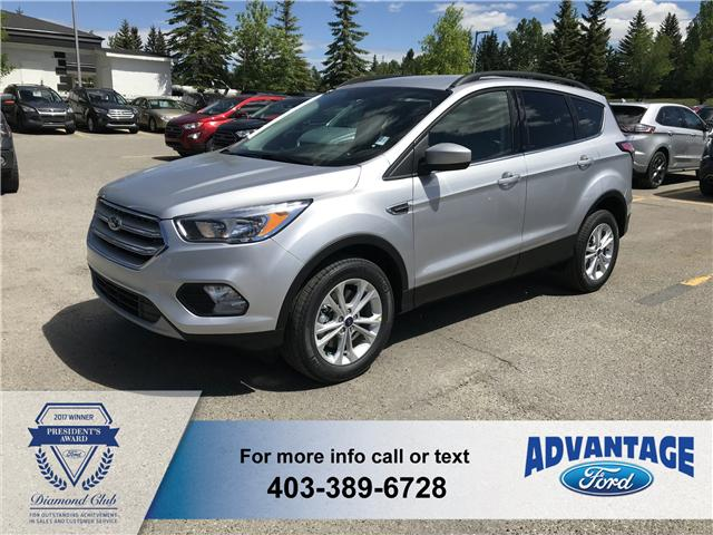2018 Ford Escape SE (Stk: J-999) in Calgary - Image 1 of 5