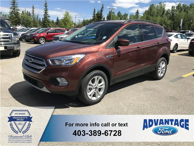 2018 Ford Escape SE (Stk: J-1000) in Calgary - Image 1 of 5