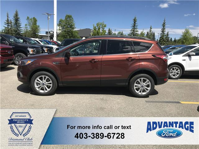 2018 Ford Escape SE (Stk: J-1000) in Calgary - Image 2 of 5