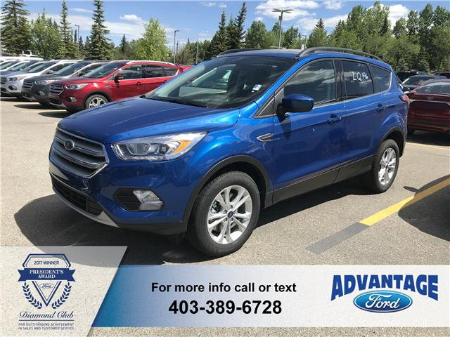2018 Ford Escape SEL (Stk: J-1027) in Calgary - Image 1 of 5