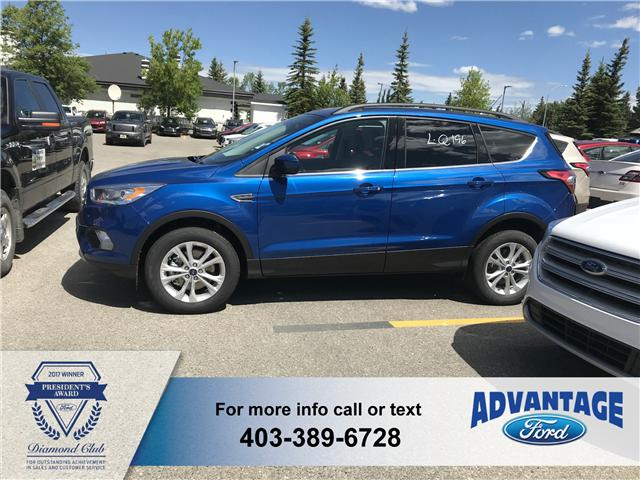 2018 Ford Escape SEL (Stk: J-1027) in Calgary - Image 2 of 5