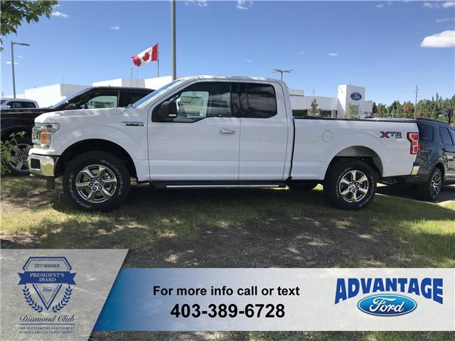 2018 Ford F-150 XLT (Stk: J-1106) in Calgary - Image 2 of 5