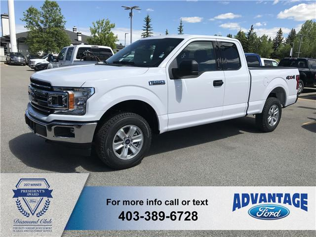 2018 Ford F-150 XLT (Stk: J-1127) in Calgary - Image 1 of 5