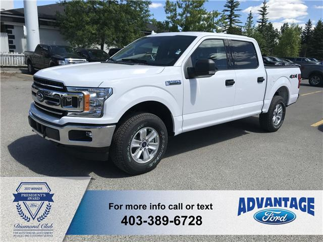 2018 Ford F-150 XLT (Stk: J-1157) in Calgary - Image 1 of 5