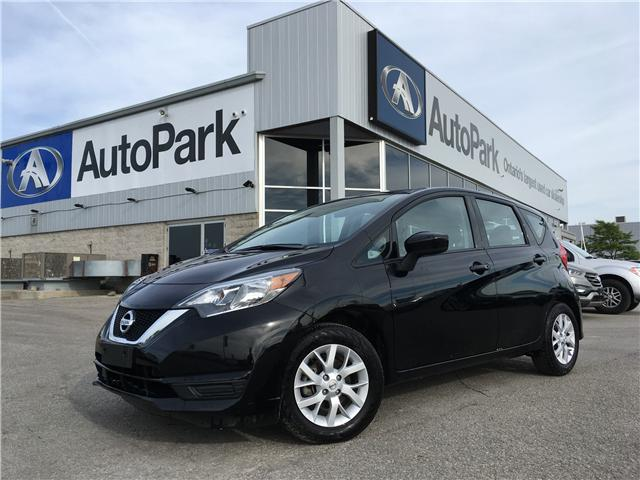 2017 Nissan Versa Note 1.6 SV (Stk: 17-58891RJB) in Barrie - Image 1 of 26