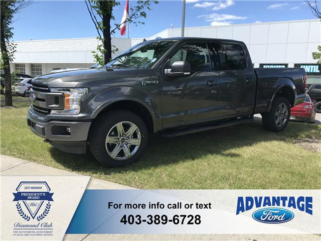 2018 Ford F-150 XLT (Stk: J-1219) in Calgary - Image 1 of 5