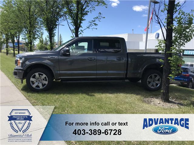 2018 Ford F-150 XLT (Stk: J-1219) in Calgary - Image 2 of 5