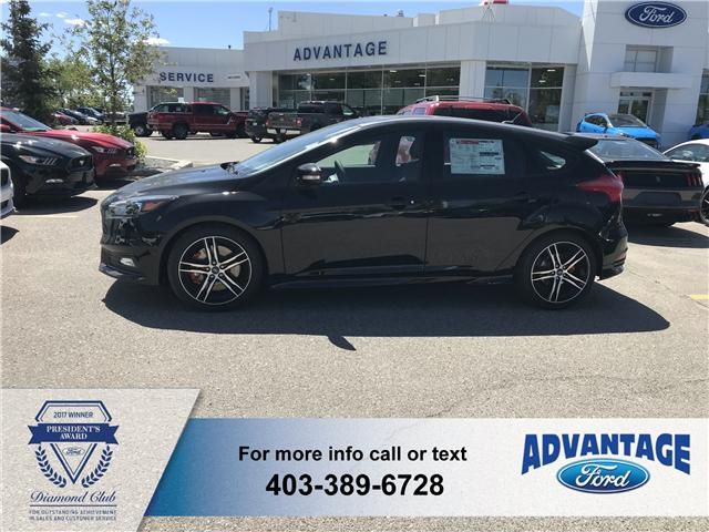 2018 Ford Focus ST Base (Stk: J-1457) in Calgary - Image 2 of 6