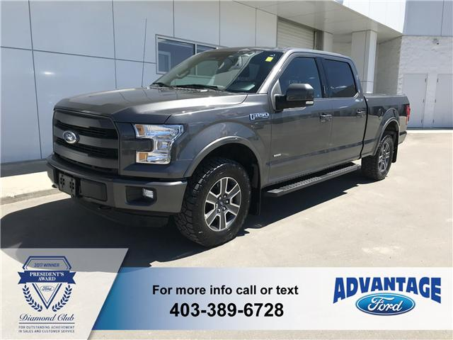 2015 Ford F-150 Lariat (Stk: T22433) in Calgary - Image 1 of 10