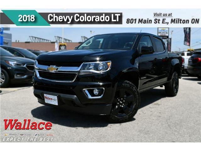 2018 Chevrolet Colorado LT (Stk: 276825) in Milton - Image 1 of 9