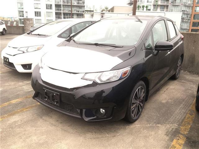 2017 Honda Fit EX (Stk: FH37510) in Vancouver - Image 1 of 4