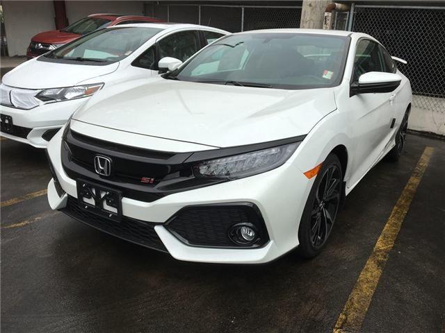 2017 Honda Civic Si (Stk: 4H07440) in Vancouver - Image 1 of 4